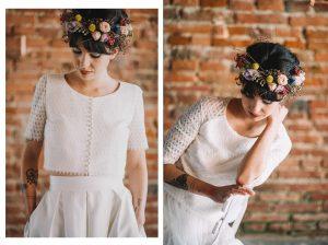 Atelier 2B, robes de mariée pour romantiques endiablées