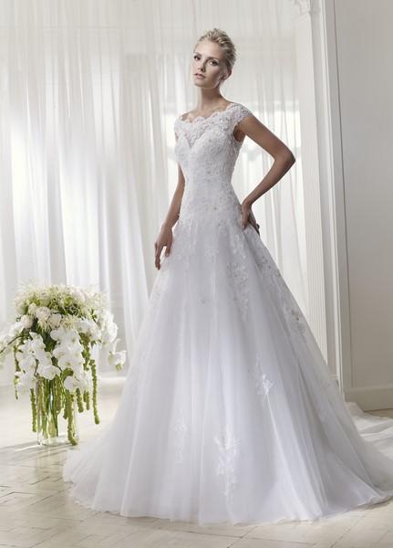 Les mariés d'Aphrodite, robe de mariée