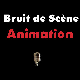 BRUIT DE SCENE  ANIMATION