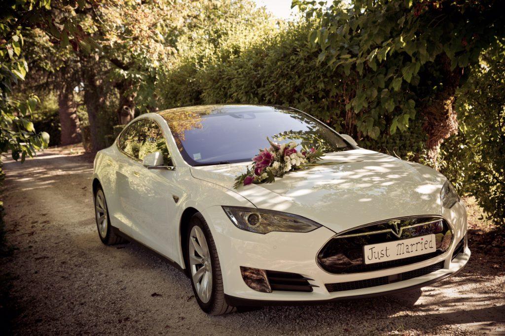 Blooweels, Tesla Model S 90D