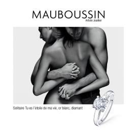 Mauboussin, Salon mariage Toulouse, Corps entrelacés