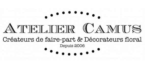 Atelier Camus, créateurs de faire-part & Décorateur floral depuis 2006