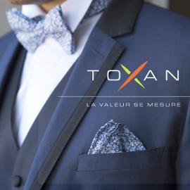 Toxan, spécialiste du vêtement homme sur mesure