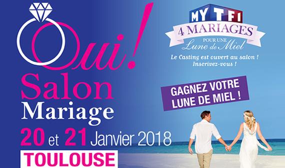 Salon mariage Toulouse 2018