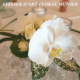 Publicité d'Art Floral Munier