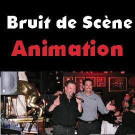 Pub Bruit de scène animation
