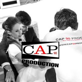 Publicité Cap 90 Procution, vidéo de mariage