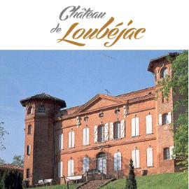 Publicité Château de Loubejac
