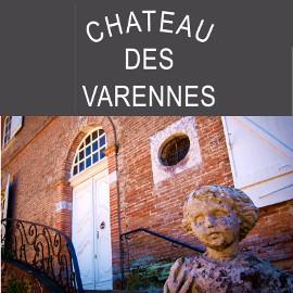 Publicité Château des Varennes