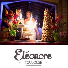 Eléonore Toulouse, la pièce montée sur mesure, personnalisée et extraordinaire
