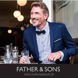 Father & Sons, costumes de cérémonie