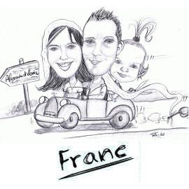 Franck Sieurac Caricatures