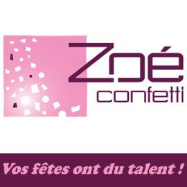 Zoé Confetti, Magasins de décoration de table et de salle pour un mariage idéal