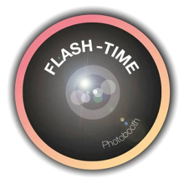 Flash-Time, photobooth, la boite qui vous donne le sourire
