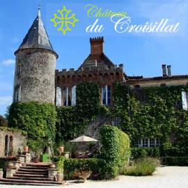 Château du Croisillat, Caraman, Mariages