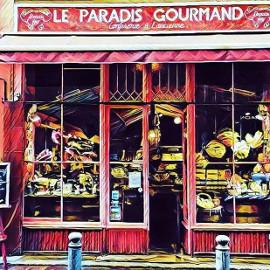 Le paradis gourmand, confiserie à l'ancienne, le paradis des dragées