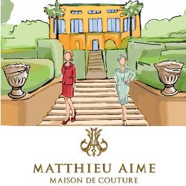 Mathieu Aime, Maison de Couture, Castres