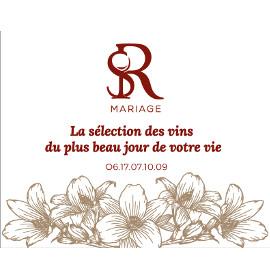 RS Mariage, la sélection des vins du plus beau jour de notre vie