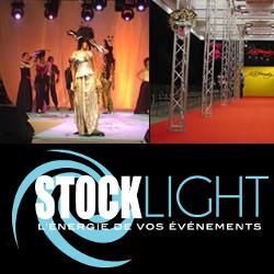Stocklight, l'énergie de vos évènements