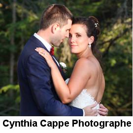 Cynthia Cappe, Photographe de mariage
