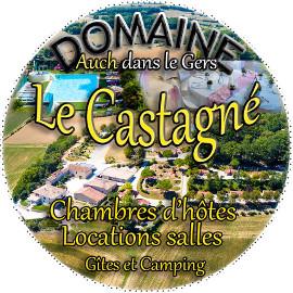 Domaine le Castagné, domaine familial salles à louer pour Mariage, gites, chambres d'hôtes
