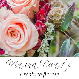 Marina Duarte, votre créatrice florale sur mesure