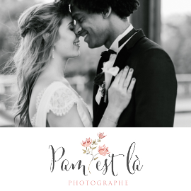 Pam est là, photographe de mariage en Occitanie