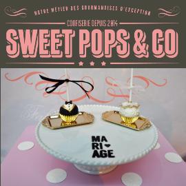 Sweet Pops & Co, notre métier des confiseries d'exception