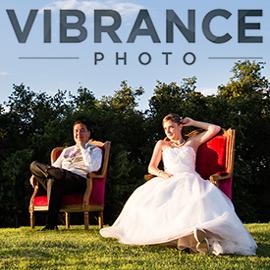 Vibrance Photo, photoghraphe spécialisé dans le mariage