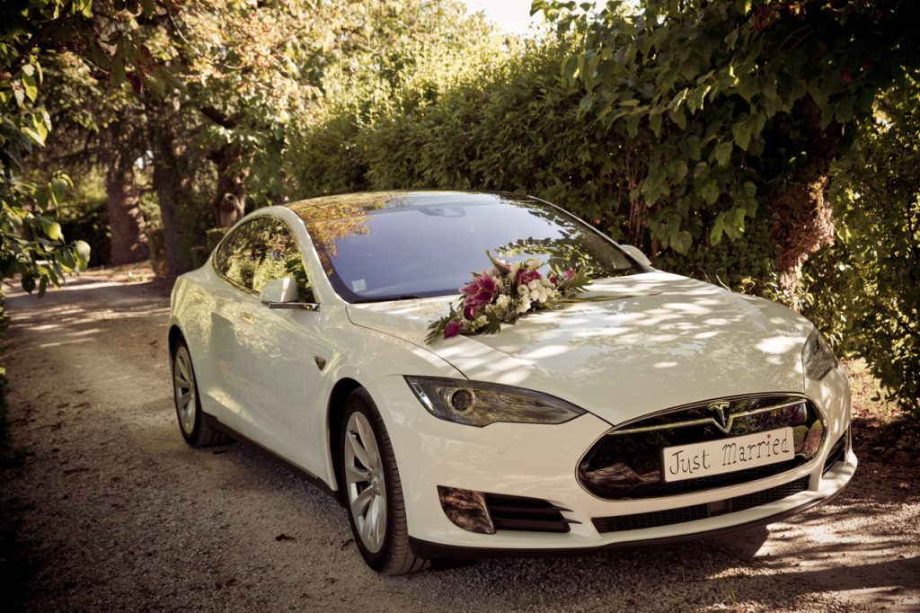 Blooweels, Tesla Model S 90D