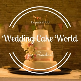 WEDDING CAKE WORLD par SWEETART