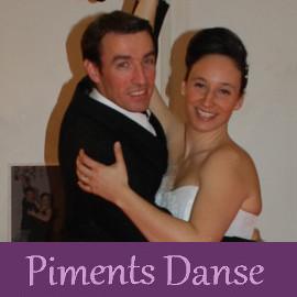 DANSE MARIAGE PIMENTS