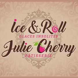 Ice & Roll Glaces insolites - Julie Cherry Patisserie