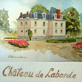 CHATEAU DE LABORDE