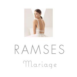 Ramses Mariage, boutique de vente de robes de mariées à Toulouse