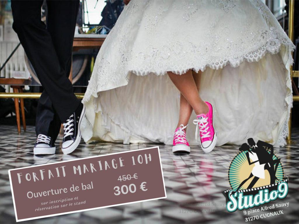 Studio 9, ouverture de bal, Ventes Privées VIP 2018, Oui! Salon Musique Toulouse