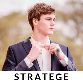STRATEGE VP