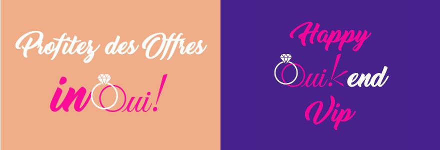 Profites des offres InOui! / Happy Ouikend VIP