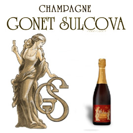 CHAMPAGNE GONET SULCOVA