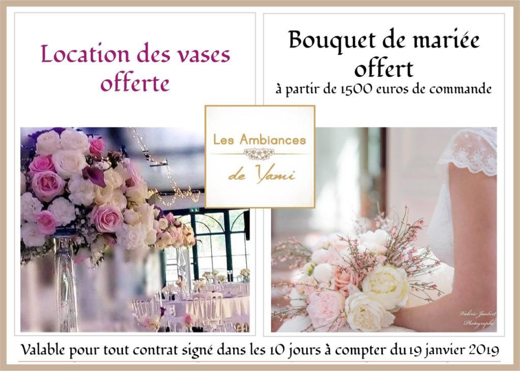 Offre Inoui! Ambiances de YamiOui! Salon Mariage Toulouse Diagora Labège 2019