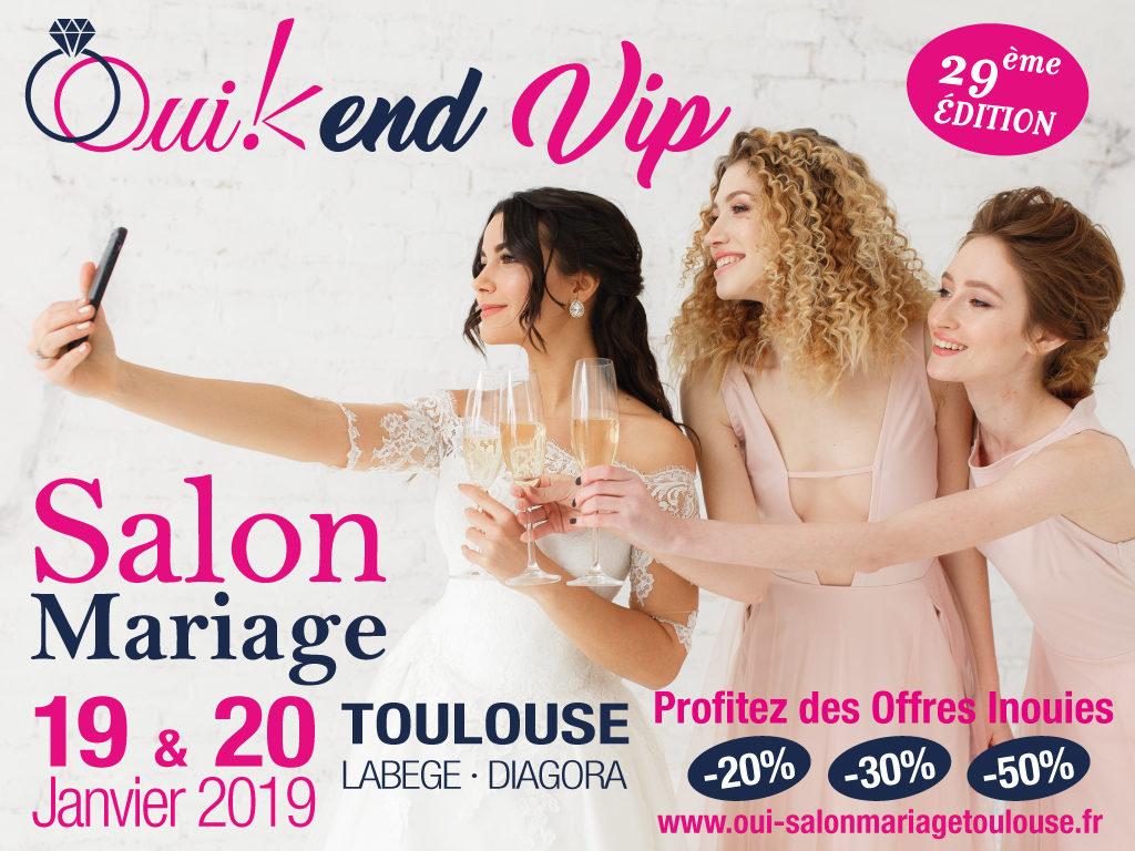 29ème Salon Mariage Toulouse Diagora Labège 2019