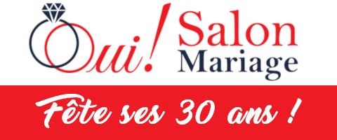 Oui! Salon Mariage fête ses 30 ans