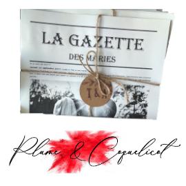 PLUME & COQUELICOT