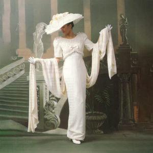 Robe historique diva