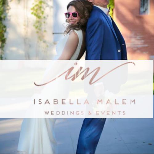 ISABELLA  MALEM WEDDINGS & EVENTS