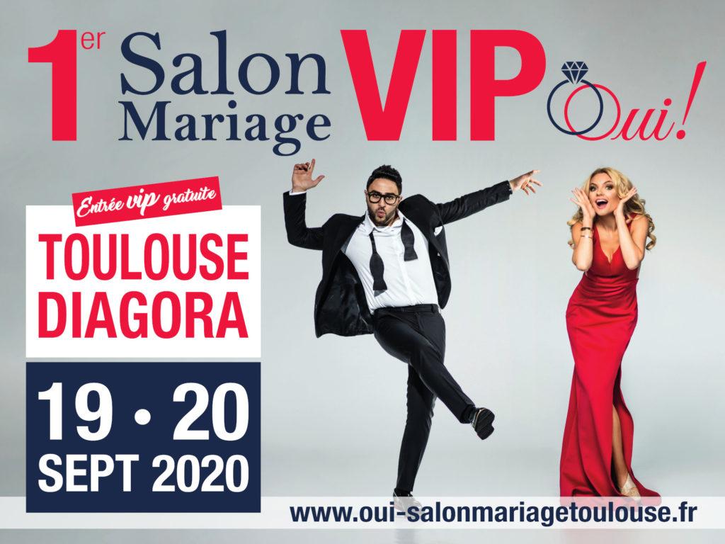 1er Salon Mariage VIP Oui! Toulouse Diagora