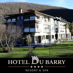 HÔTEL DU BARRY **** RESORT & SPA