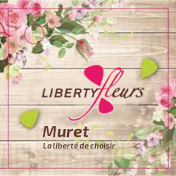 LIBERTY FLEURS MURET