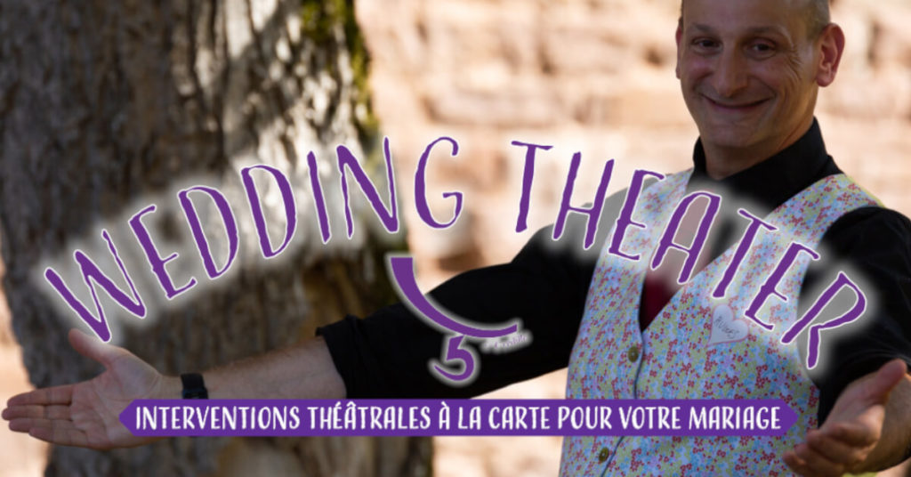 Le Wedding Theater de C Cédille