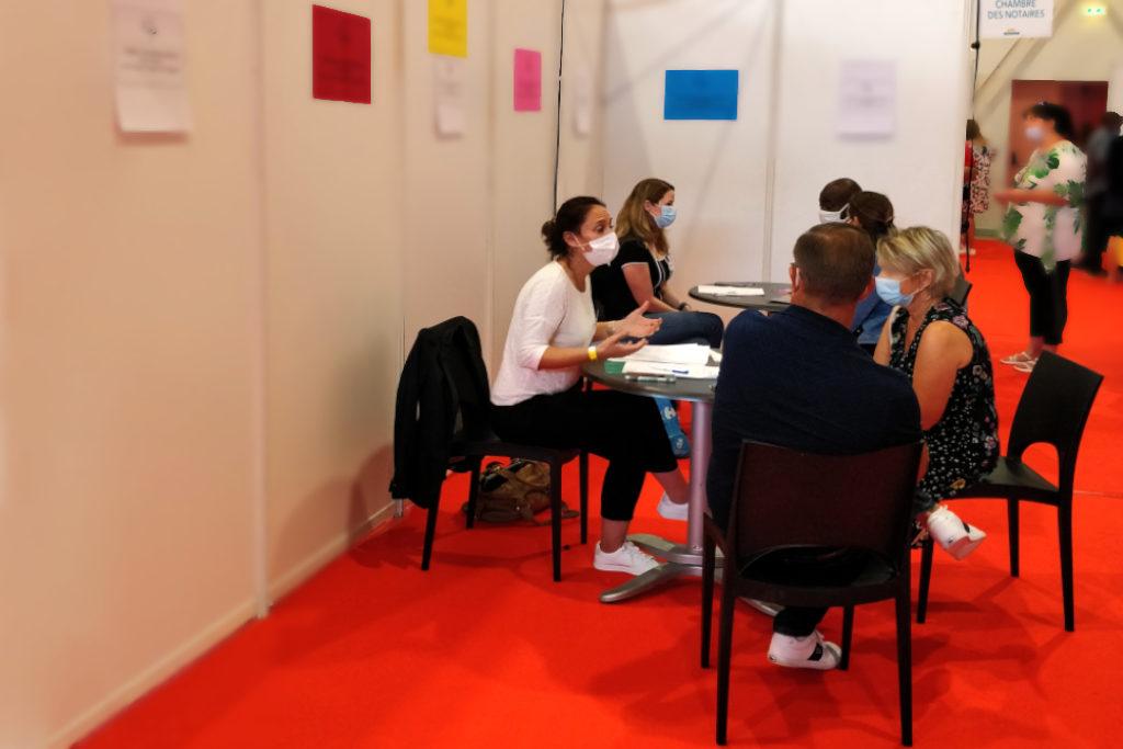 Salon du Mariage Toulouse Diagora, septembre 2021, Chambre des Notaires